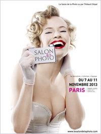 Visuel du Salon de la Photo 2013