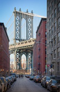 Empire State & Manhattan Bridge