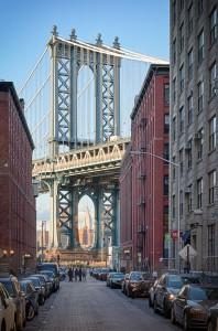 Empire State & Manhattan Bridge