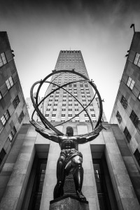 Atlas & Rockfeller Center