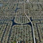 Cape Coral #1 - Lee County, Florida, USA, 2012 - Edward Burtynsky