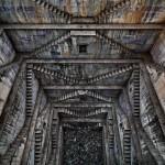 Stepwell #4 - Sagar Kund Baori, Bundi, Rajasthan, India, 2010 - Edward Burtynsky