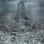 The Flood - The tower of Babel - Du Zhenjun